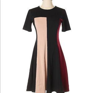 NWT Anthropologie HUTCH A-Line Striped Dress